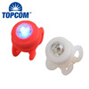 LED Bicycle Silicon Wheel Spoken Light Multi-color Mini Bike Handlebar/Seat Light