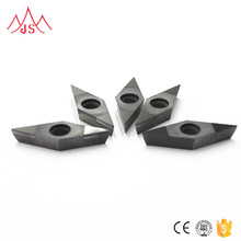 High Quality Cbn Cnc Face Milling Insert Carbide End Mill Cutters For Steel Machining