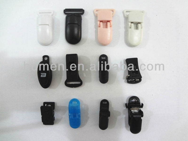Colorful Small Plastic Clothes Clips