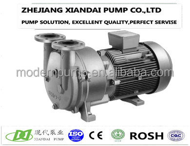 2BV stainless steel series water ring vacuum pumps liquid ring vacuum pump