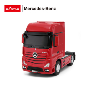Benz container car RASTAR RC truck trailer electric toy car kit