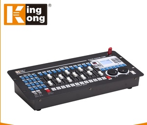 king kong 768 dmx Programmable light control console
