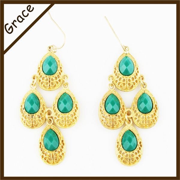 Best Prices Latest novel design latest design diamond earring in many style