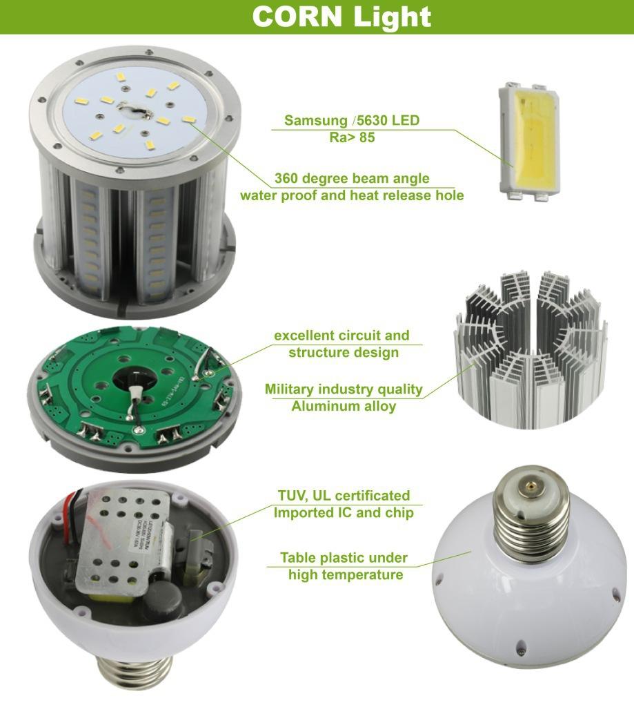 70w Metal Halide Lamp Led Replacement: 70w Metal Halide Replacement E26 E39 20watt Led Post Top