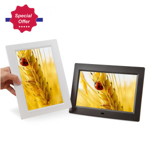 "Special Offer Factory Custom Battery Operated Digital Photo Frame 7"" 8"" 10"" 12"" 15"" 18"" 21"" 24"" 27"" 32"" 43"" Lcd Player"