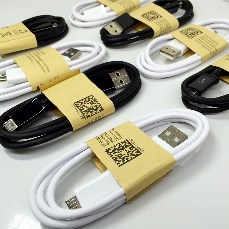 Micro USB Cable Mobile Phone Charging Cable 1M USB 2.0 Data sync Charger Cable for Android Phone