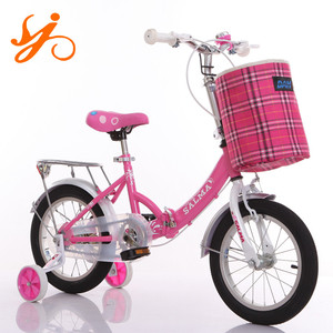 Hot selling cheap foldable kids bicycle / children folding bicycle with light weight / 12 inch folding cycle for child