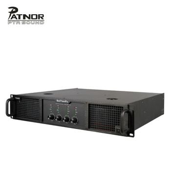 High Quality Professional Stage Live Sound Power Amplifier La
