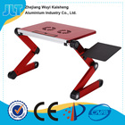 Small ergonomic affordable computer bed stand laptop stand for bed