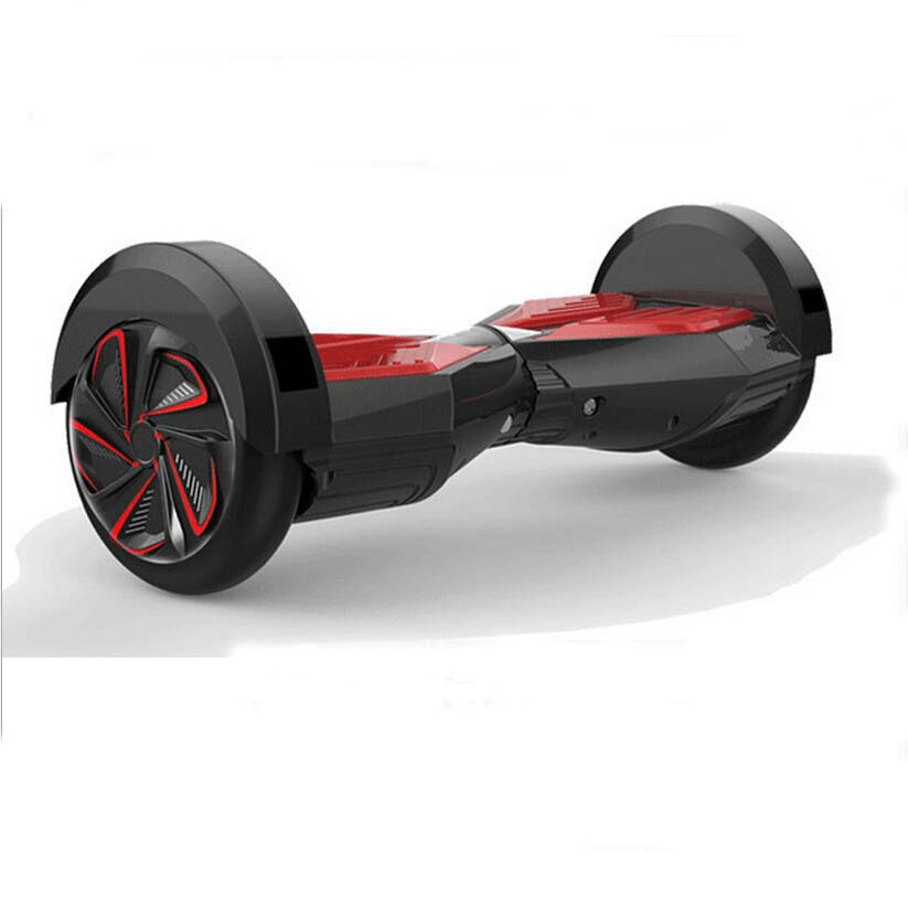 Dual Two Wheel Balancing Standing Scooter Electric Skateboard Scooter IO HAWK Hoverboard with Bluetooth S5