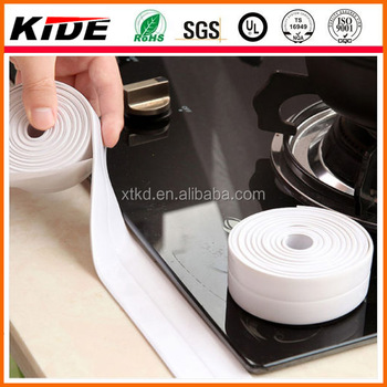 5m Selfadhesive Sealant Strip Sink Bath Seal Kitchen Worktop Instant Seal Tape