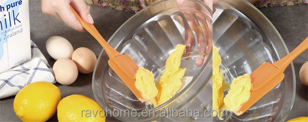 Popular Kitchen Tool Silicone Baker Spatula