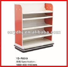 Mini Supermarket Snack Display Racks Used Before Checkout Counter YD-0355