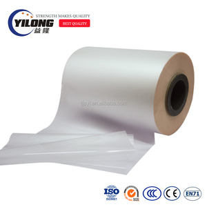 Soft Package White Translucent opp plastic film rolls