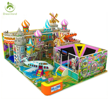 China New Arrival Innovative Kids Indoor Aquaculture Kindergarden Playground Equipment