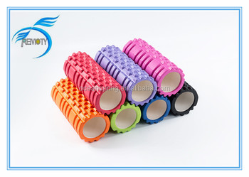 Factory Direct Sale Deep Massage Yoga Roller Hollow Foam Roller