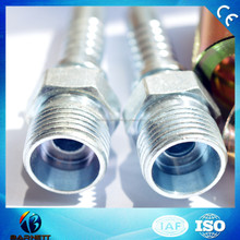 China manufacturer Outer cover single sphere rubber joint stainless steel corrugated flexible hose fittings and joints