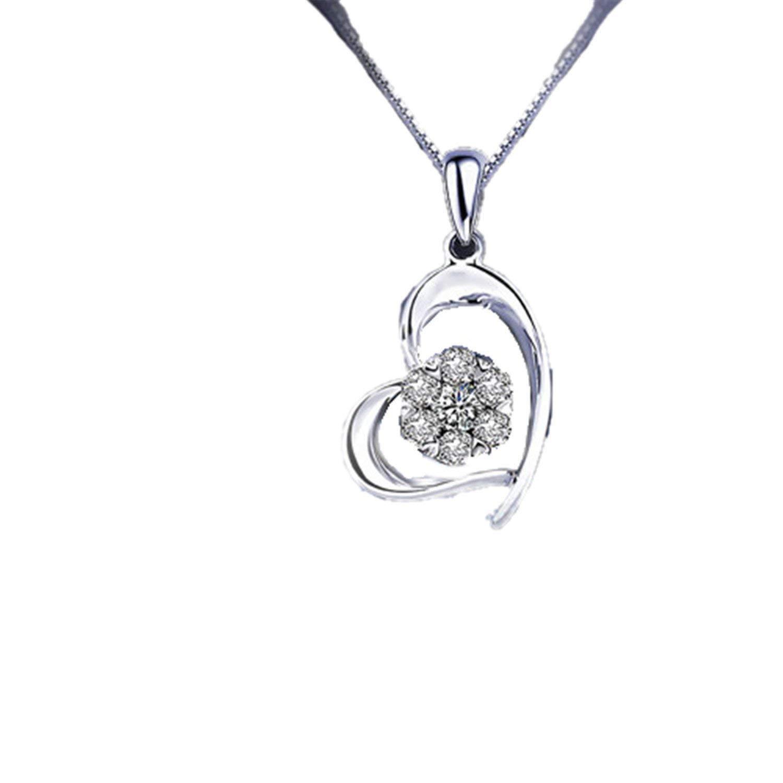 2361d9a567643 Cheap Heart Pendants White Gold, find Heart Pendants White Gold ...