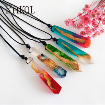 collier homme psychedelic