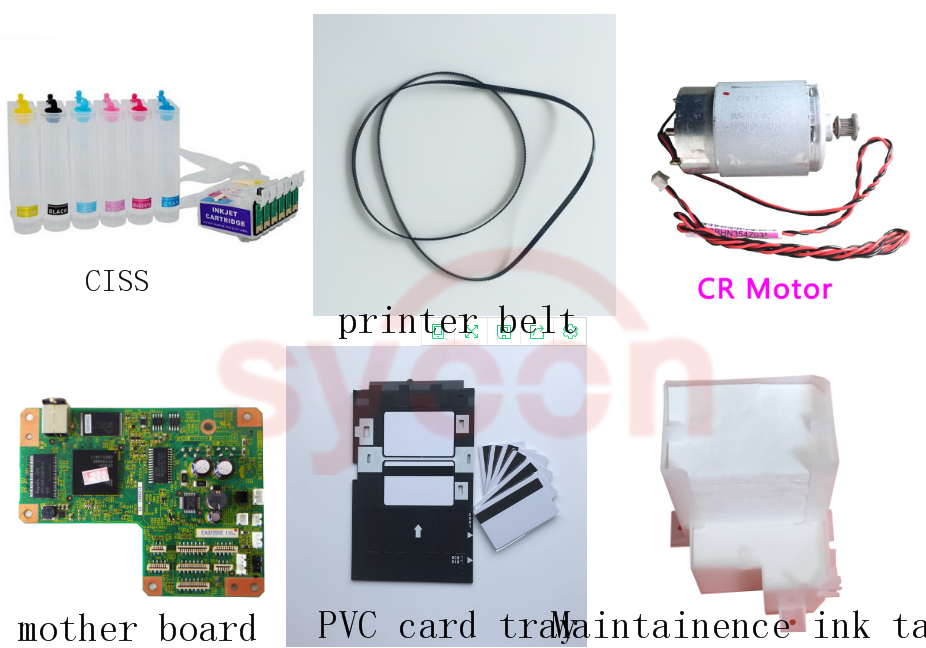 Accessories & Parts High Quality Original Teardown L800 Mother Board Compatible For Epson L800 L801 R280 R290 R285 R330 A50 T50 P50 T60 Main Board Goods Of Every Description Are Available