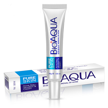 OEM/ODM Bioaqua repair cream best pimples removal face acne treatment cream