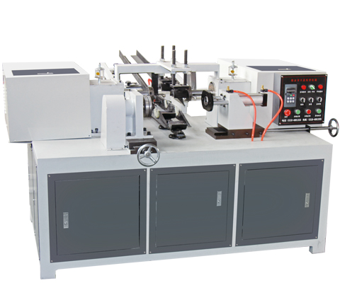 Automatic paper tube grinding machine