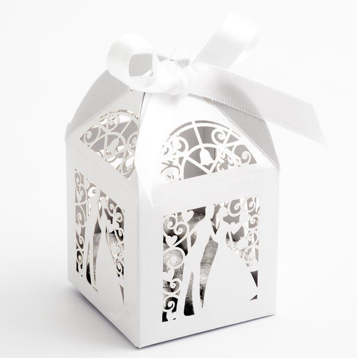 Cheap Bride And Groom Favour Boxes, find Bride And Groom Favour ...