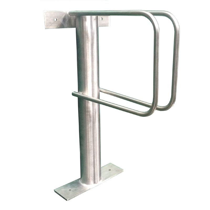 Ground Fixed Post Mounted Cycle Holder