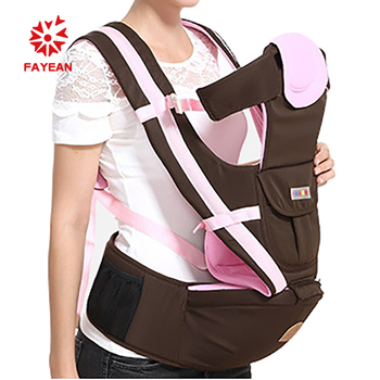 5341c1ae808 New style Fabric Baby Sling Cost-effective Classical Durable New Born Front  Baby Carrie adult