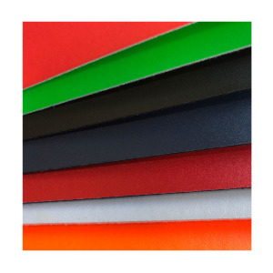 2.0mm thickness pvc synthetic leather for shoes artificial leather for sports shoes leather material