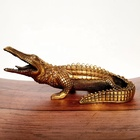 work exquisite collection must-have gifts preferred crafts bronze crocodile statue