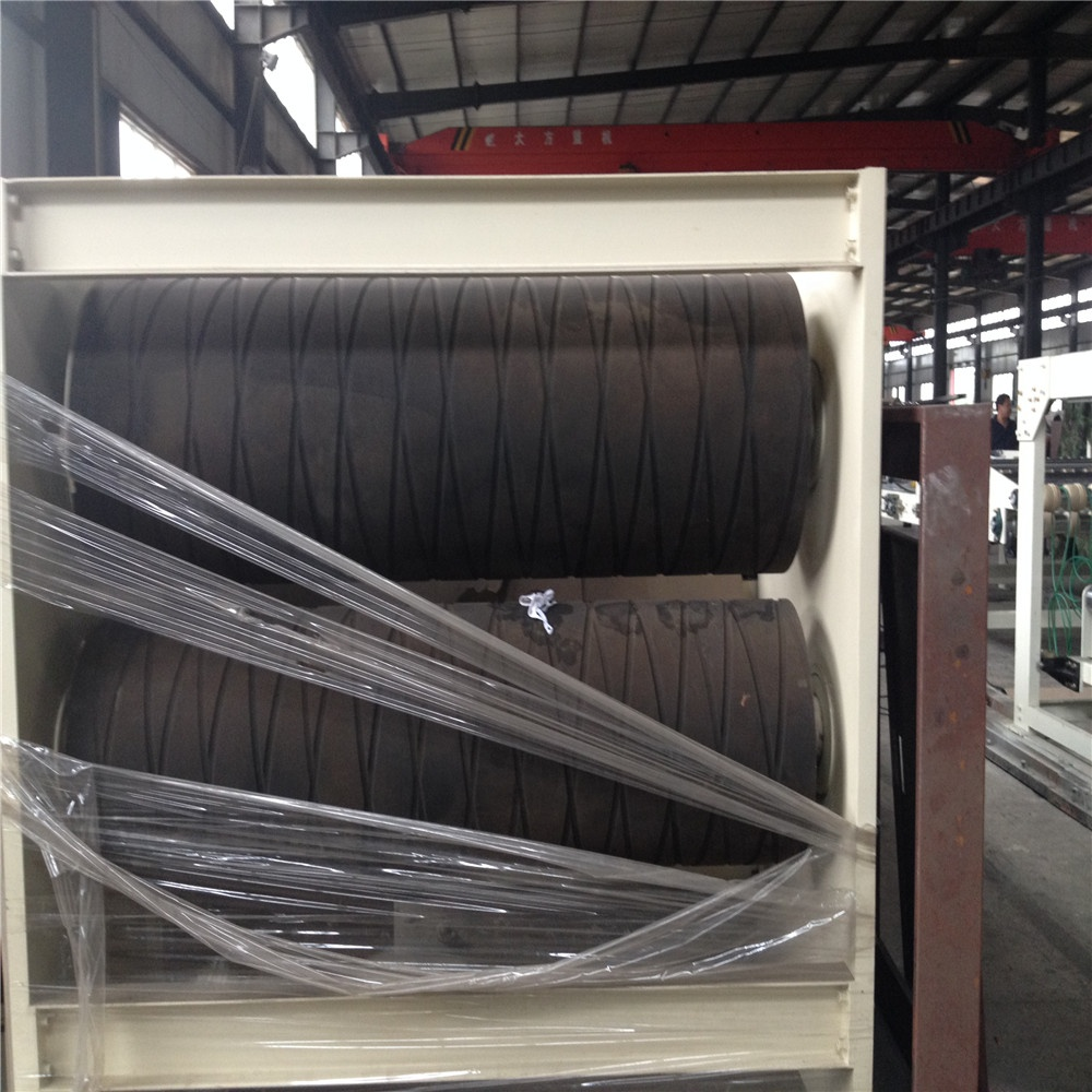 Dongguang high quality 1400/1600/1800/2000/2200/2500 double facer for corrugated production line
