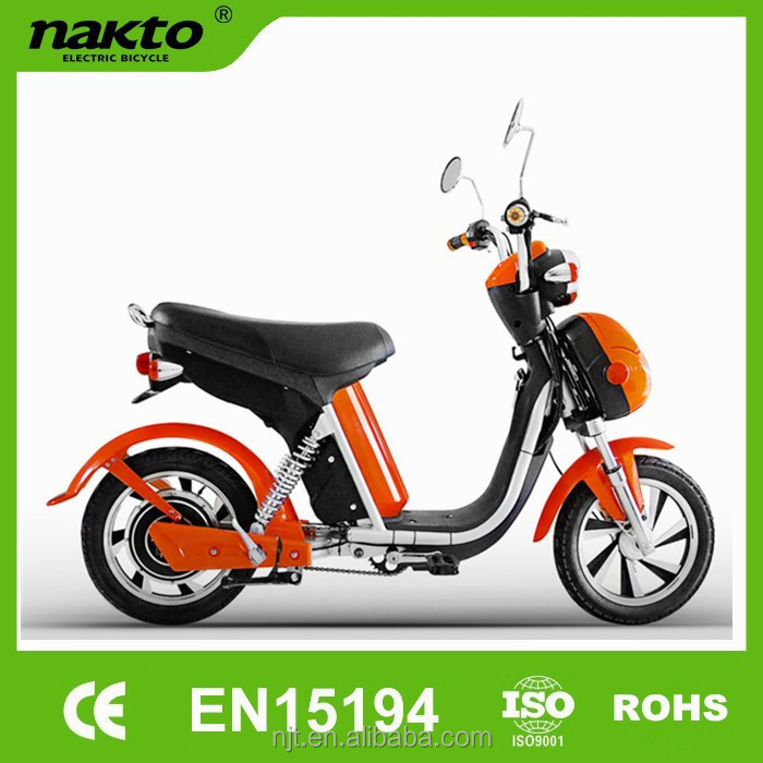 16inch knight 48v 500w With Pedal electric scooter