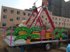 with trailer amusement park rides small pirate ship