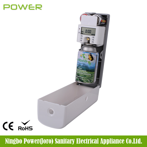 Power LCD  air freshener electric perfume dispenser