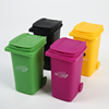 mini kids room plastic dustbin