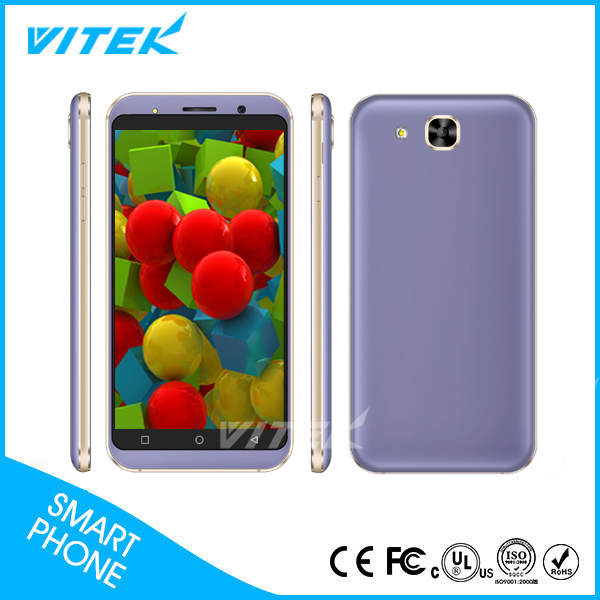 2017 VITEK 5.3inch Alibaba Wholesale New Products Bulk OEM Touch Keypad Mobile phones Hope,Taiwan Mobile Phones