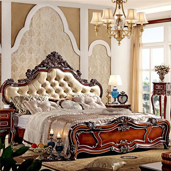 Europ ischen stil hotel m bel alibaba italienische for Round bed designs with price