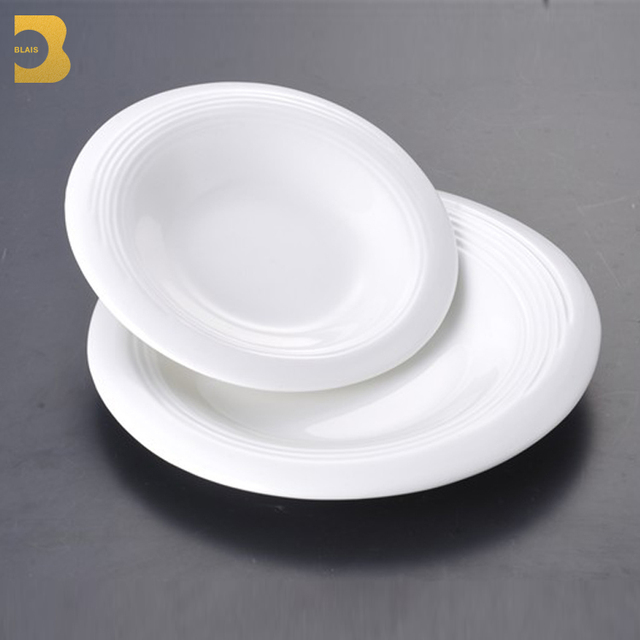 used restaurant dinnerware 8\u0026quot;10\u0026quot;12\u0026quot;white dinner ... & Buy Cheap China dinner plate and soup plate Products Find China ...
