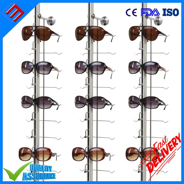 Glasses Frame Display Poles With Lock - Buy Glasses Frame ...