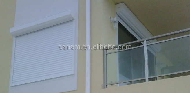 Alibaba hot sell roller shutter exterior window electric motors for roller shutter doors roller shutter