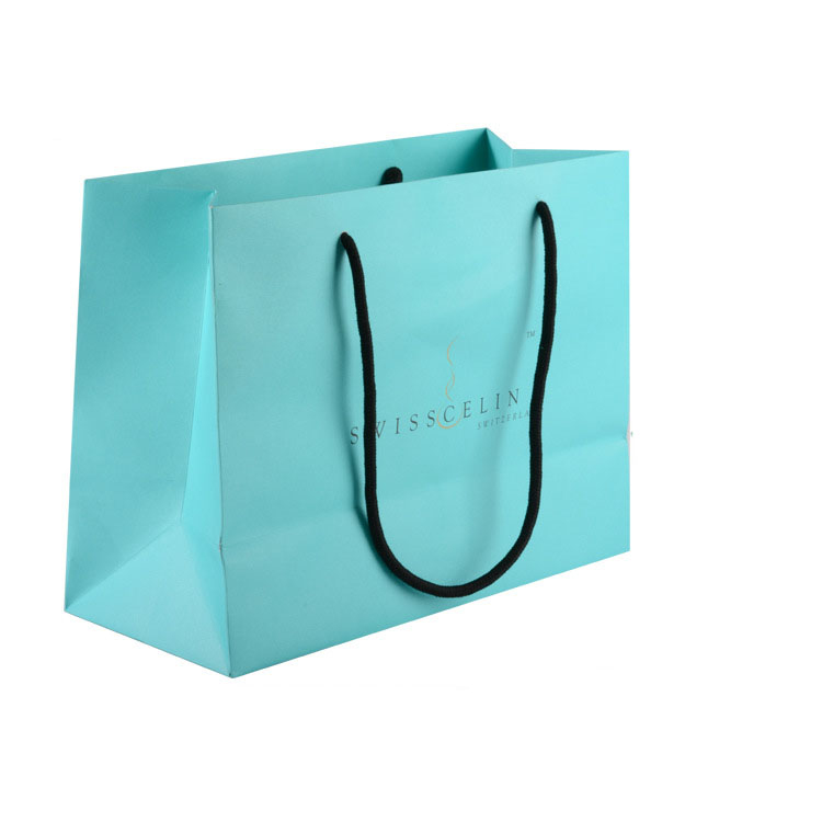 Quality Assurance fashion paper carry bags