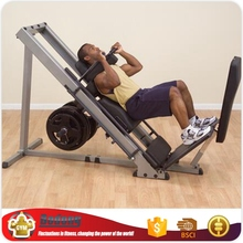 loaded exercise machine / leg press sports equipment
