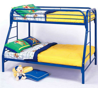 Wholesale New Product Metal Bed Metal bunk Bed Single Bed