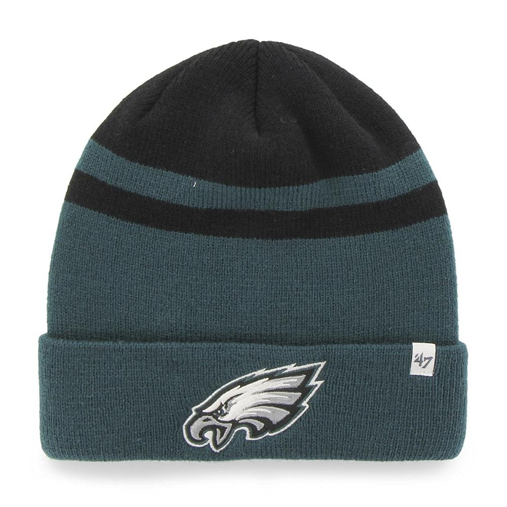 e3ae686822a Get Quotations · Philadelphia Eagles Beanie Cedarwood Cuff Knit Cap