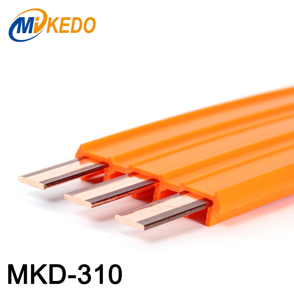 MKD-310 KEDO 3P150A Open conductor line used to conduct electricity and to transmit data for crane