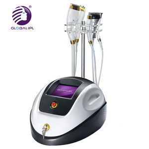 4 in1 cavitation+rf+vaccum+rf 2016 portable slimming machine skin analyser