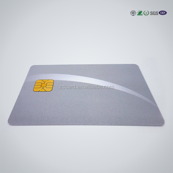 Sale Promotion Blank Plastic Smart Card With Chip Buy Smart Card