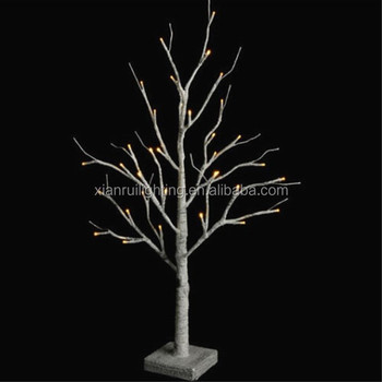 Decorative Twig Tree Artificial Outdoorindoor Lighted Branch Birch Led Decorative Twig