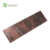 PVC kitchen ceiling retro copper metallic panels decorative shower wall